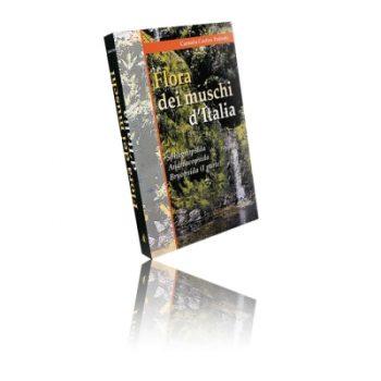 Libro di Flora Dei Muschi D'Italia 1a parte.